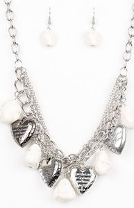 Paparazzi Heart Necklace